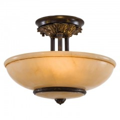 Antique Oxidized Bronze Lighting