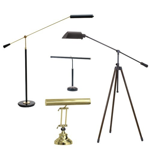 Desk and Piano Lamps