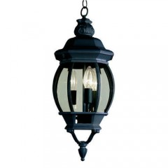 Trans-Globe Lighting 4066 BK Black