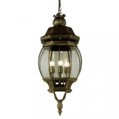 Trans-Globe Lighting 4067 BG Black Gold