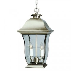 Trans-Globe Lighting 4975 BN Brushed Nickel