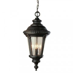 Trans-Globe Lighting 50491 BK Black