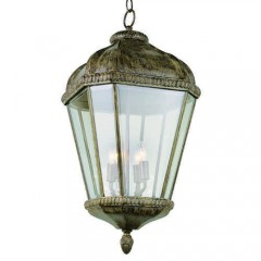 Trans-Globe Lighting 5156 BRT Burnished Rust