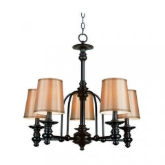 Trans-Globe Lighting 9625 Rubbed Oil Bronze