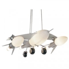 Trans-Globe Lighting KDL-852 Silver