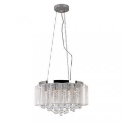 Trans-Globe Lighting MDN-1139 Polished Chrome