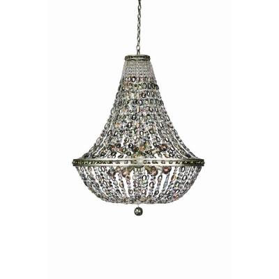 Allegri 029953-042 Vintage Silver Leaf Lucia