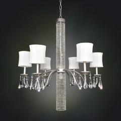 Allegri 11645-029-FR001 Vintage Silver Soriano