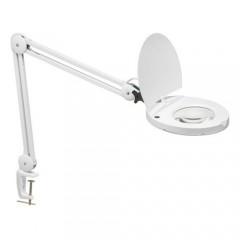 Dainolite DIM10A-5D-WH White Magnifier Lamp