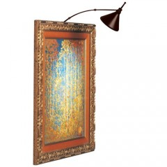 Dainolite HPIC11-HW-OBB Oil Brushed Bronze Picture Lamp