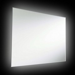 Dainolite MLED-2432-BLT Silver Lighted Mirrors