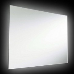 Dainolite MLED-2636-BLT Silver Lighted Mirrors