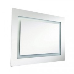 Dainolite MLED-3224-IL Silver Lighted Mirrors