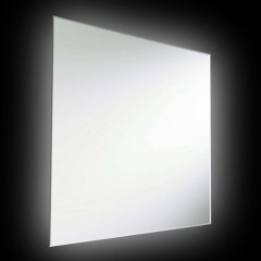 Dainolite MLED-36SQ-BLT Silver Lighted Mirrors