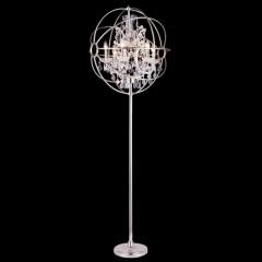 Elegant Lighting 1130FL24PN-RC Dark Bronze