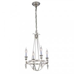 Elegant Lighting 1487D17PN Polished Nickel Phoebe