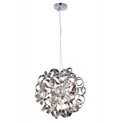 Elegant Lighting 2104D18C Chrome Ritz