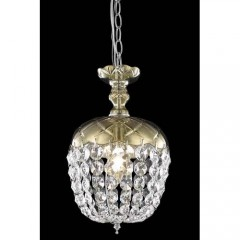 Elegant Lighting 7801D8GT-RC Golden Teak Rococo