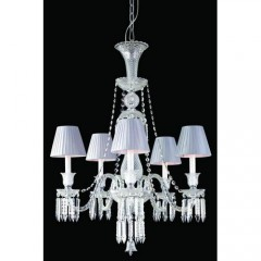 Elegant Lighting 8905D27C-EC+SH Chrome