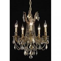 Elegant Lighting 9205D18FG-GT-RC French Gold Rosalia