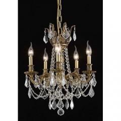 Elegant Lighting 9205D18FG-SA French Gold Rosalia