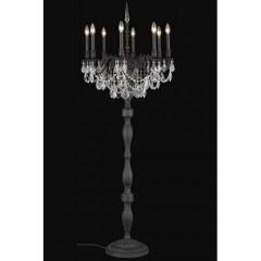 Elegant Lighting 9208FL24DB-SA Dark Bronze