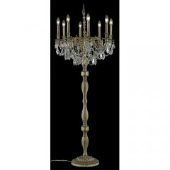 Elegant Lighting 9208FL24FG-SS Dark Bronze