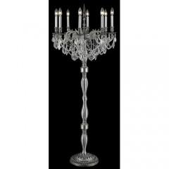 Elegant Lighting 9208FL24PW-SS Dark Bronze