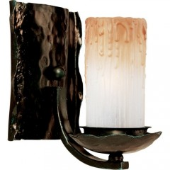 Maxim 10970WSOI Oil Rubbed Bronze Notre Dame