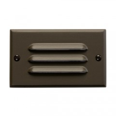 Kichler 12600AZ Architectural Bronze Step and Hall Light