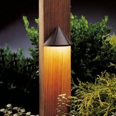 Kichler 15065AZT Textured Architectural Bronze Six Groove