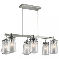 Kichler 49835BA Brushed Aluminum OUTDOOR