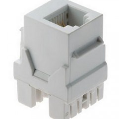 Legrand ACRJ25W1  Connectivity