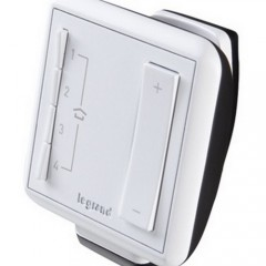 Legrand ADMHRM4 White Dimmers