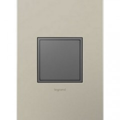 Legrand ARPTR151GM2 Magnesium Outlets