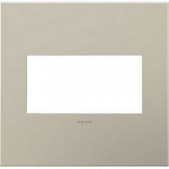 Legrand AWC2GSN4 Satin Nickel Wall plates