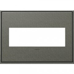 Legrand AWC3GBP4 Brushed Pewter Wall plates