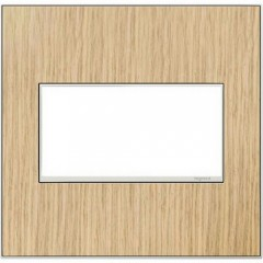 Legrand AWM2GFH4 French Oak Wall plates