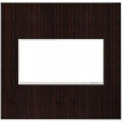 Legrand AWM2GWE4 Wenge Wood Wall plates