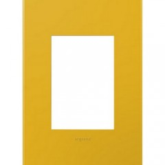 Legrand AWP1G3HY4 Honey Wall plates