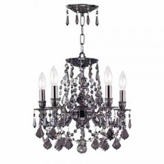 Crystorama 5545-PW-SS-MWP Pewter Hot Deal