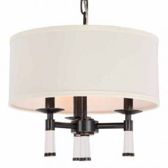 Crystorama 8863-OR Oil Rubbed Bronze Baxter