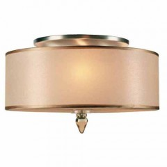 Crystorama 9503-AB Antique Brass Luxo