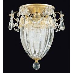 Schonbek 1239-48H Antique Silver Bagatelle