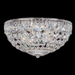 Schonbek 1560-40A SILVER Petit Crystal