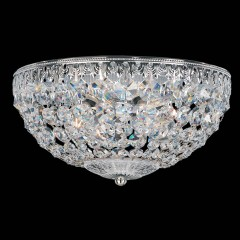 Schonbek 1560-40S SILVER Petit Crystal