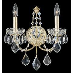 Schonbek 1702-48H Antique Silver Century