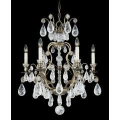 Schonbek 2470-22R Heirloom Gold Versailles Rock Crystal