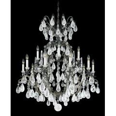 Schonbek 2473-22R Heirloom Gold Versailles Rock Crystal