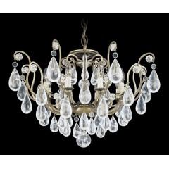 Schonbek 2485-22R Heirloom Gold Versailles Rock Crystal